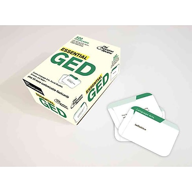 Essential GED (flashcards) Princeton Review (College Test Preparation) [Cards]