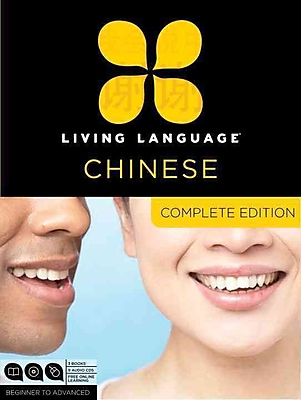 Living Language Chinese, Complete Edition Living Language Chinese Character Guide CD
