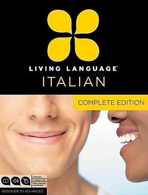 Italian, Complete Edition: Beginner Through Advanced Course