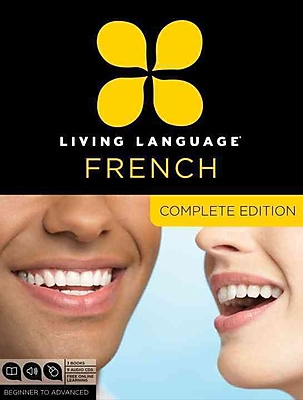 Living Language French, Complete Edition Living Language Paperback