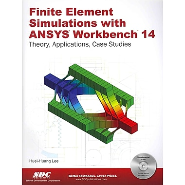 Finite Element Simulations With ANSYS Workbench 14 Huei-Huang Lee Paperback