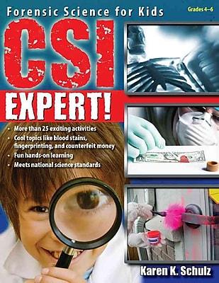 CSI Expert! Karen Schulz , David Parker 9781593633127