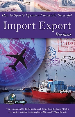 How To Open & Operate A Financially Successful Import Export Business Maritza Manresa Paperback
