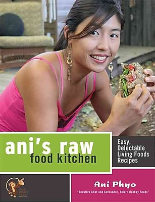 Ani's Raw Food Kitchen Ani Phyo Paperback