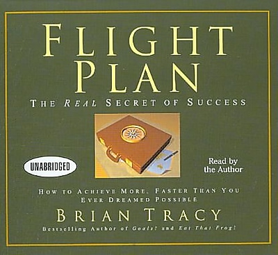 Flight Plan Brian Tracy Audiobook CD