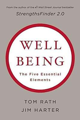 Wellbeing Tom Rath , James K. Harter Hardcover