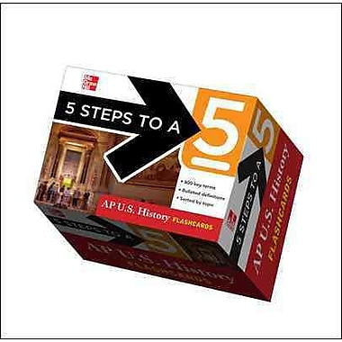 5 Steps To a 5 AP U.S. History Stephen Armstrong Cards