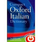 Compact Oxford Italian Dictionary Oxford Dictionaries Paperback