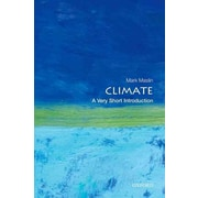 Climate: A Very Short Introduction Mark Maslin  Paperback