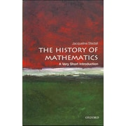 The History of Mathematics: A Very Short Introduction Jacqueline Stedall Paperback
