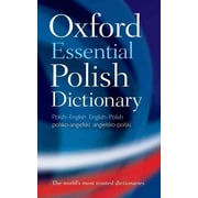 Oxford Essential Polish Dictionary Oxford Dictionaries Paperback