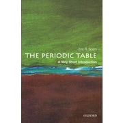The Periodic Table: A Very Short Introduction  Eric Scerri  Paperback