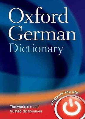 Oxford German Dictionary W. Scholze-Stubenrecht, J. B. Sykes, M. Clark, O. Thyen Hardcover