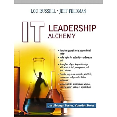 IT Leadership Alchemy Lou Russell , Jeff Feldman Paperback