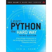 Learn Python the Hard Way Zed A. Shaw Paperback