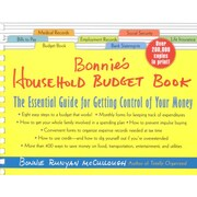 Bonnie's Household Budget Book (Plastic Comb) Bonnie Runyan McCullough Plastic Comb
