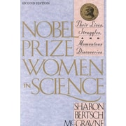 Nobel Prize Women in Science Sharon Bertsch McGrayne Paperback