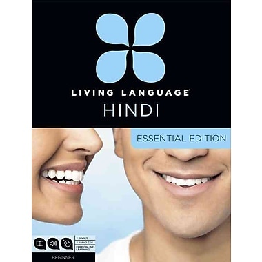 Hindi, Essential Edition: Beginner Course, Including Coursebook CD