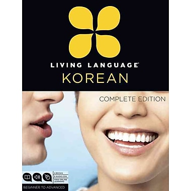 Living Language Korean Living Language, Jaemin Roh Hardcover