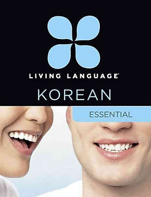 Living Language Korean Living Language, Jaemin Roh Paperback