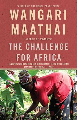 The Challenge for Africa Wangari Maathai Paperback
