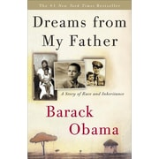 Dreams from My Father: A Story of Race and Inheritance Barack Obama Hardcover