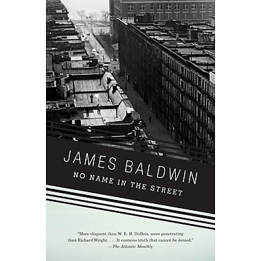 No Name in the Street James Baldwin Paperback