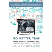 No Better Time Molly Knight Raskin Hardcover