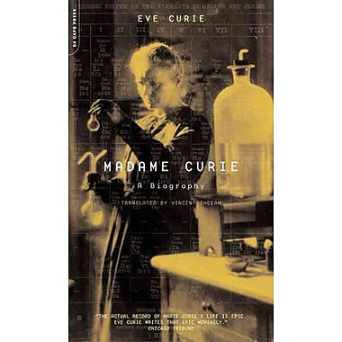 Madame Curie: A Biography Eve Curie Paperback