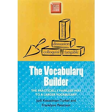 The Vocabulary Builder: The Practically Painless Way to a Larger Vocabulary