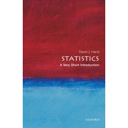Statistics: A Very Short Introduction David J. Hand Paperback