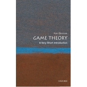 Game Theory: A Very Short Introduction  Ken Binmore A Very Short Introduction Paperback