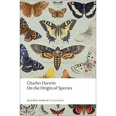 On The Origin Of Species (Oxford World's Classics) Charles Darwin Paperback