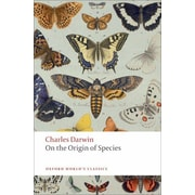 On The Origin Of Species (Oxford World's Classics) Charles Darwin Paperback
