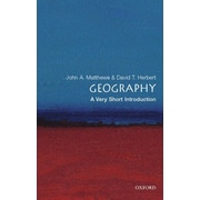 Geography: A Very Short Introduction  John A. Matthews, David T. Herbert Paperback