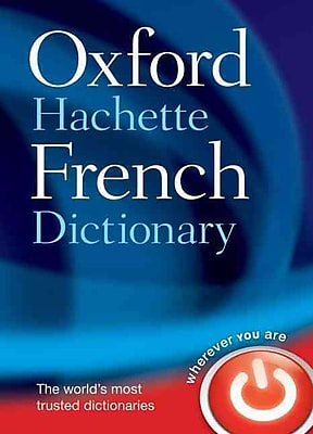 The Oxford-Hachette French Dictionary Marie-Helene Correard Hardcover