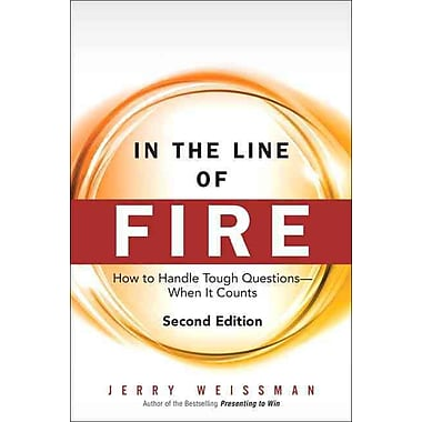 In the Line of Fire Jerry Weissman Hardcover