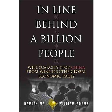 In Line Behind a Billion People William Adams, Damien Ma Hardcover