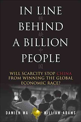 In Line Behind a Billion People William Adams, Damien Ma Hardcover