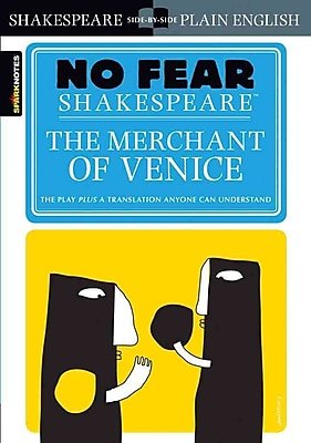 Sparknotes The Merchant Of Venice SparkNotes Editors , William Shakespeare Paperback
