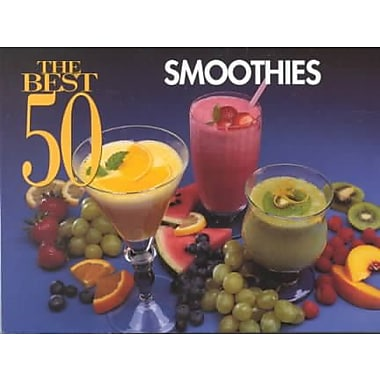 The Best 50 Smoothies Joanna White Paperback