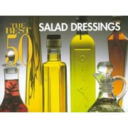 The Best 50 Salad Dressings Stacey Printz Paperback