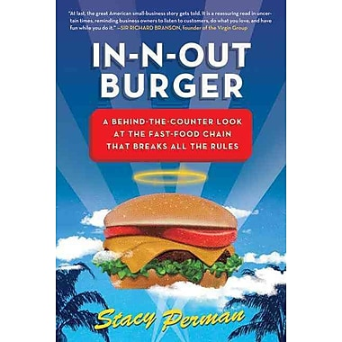 In-N-Out Burger Stacy Perman Hardcover