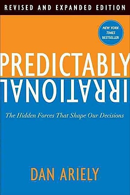 Predictably Irrational Dan Ariely Hardcover