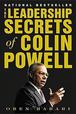 The Leadership Secrets of Colin Powell Oren Harari Paperback