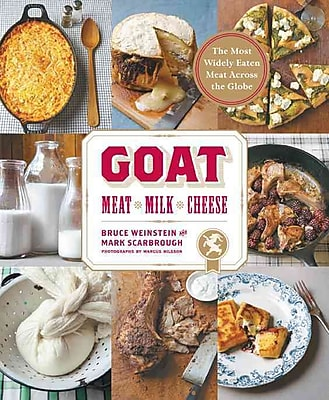 Goat Bruce Weinstein, Mark Scarbrough Hardcover