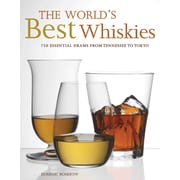 The World's Best Whiskies Dominic Roskrow  Hardcover