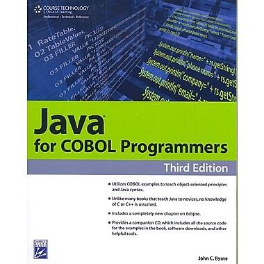 Java for Cobol Programmers John C. Byrne Paperback