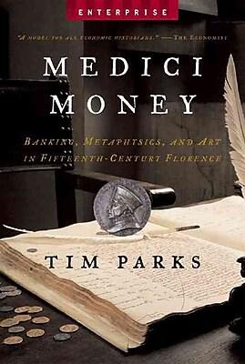 Medici Money Tim Parks Paperback