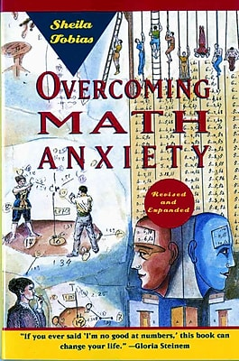 Overcoming Math Anxiety Sheila Tobias Paperback